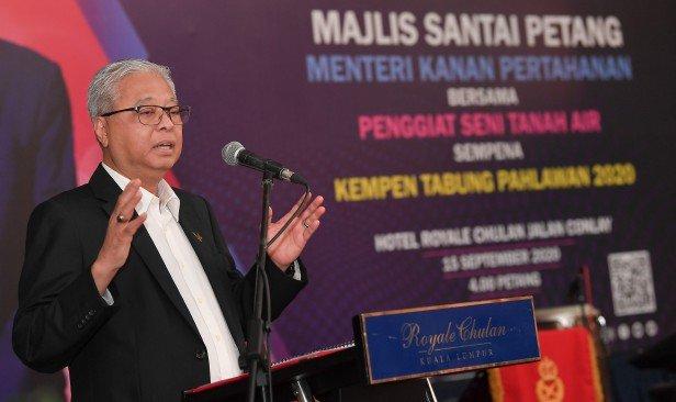 Tiada kompromi kes buli dalam ATM – Ismail Sabri   Nasional