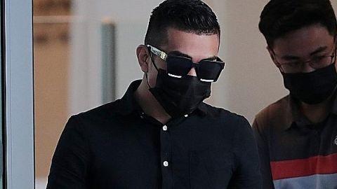 Lelaki didapati bersalah subahat seludup pistol ke SG, Berita Setempat