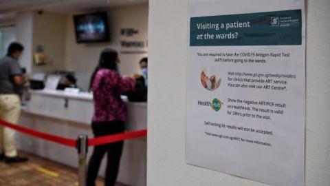 Penggantungan lawatan ke hospital, rumah penjagaan dilanjutkan ke 21 November, Berita Setempat