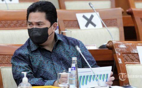 Erick Thohir Sebut Santri Berkualitas Mampu Mengantarkan Ekonomi Syariah Indonesia Jadi Juara Dunia