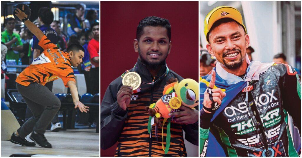 Atlet harap khabar gembira menjelang Belanjawan 2022