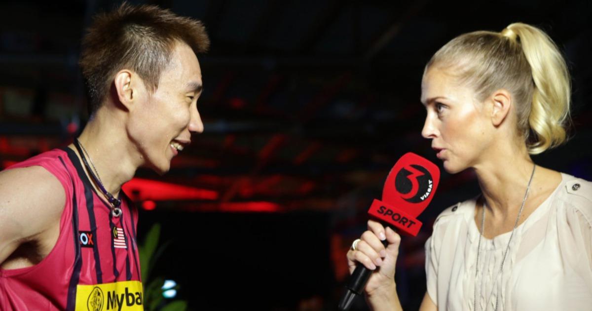 Camilla rindu dunia badminton