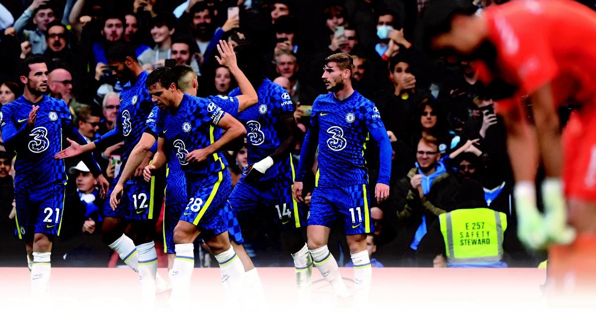 Chelsea tidak mampu pertahan trofi Liga Juara-Juara