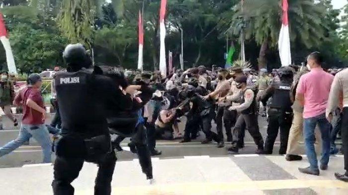 Propam Mabes Polri Periksa Oknum Polisi yang Banting Mahasiswa di Tangerang
